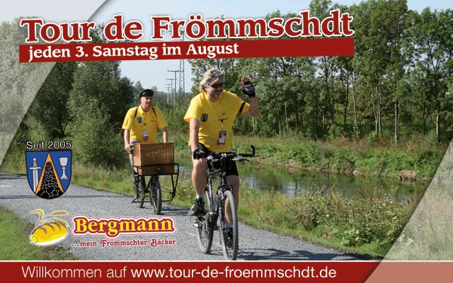 Die Tour de Frömmschdt - Jeden 3. Samstag im August